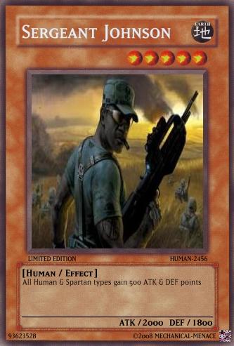 Sergeant Johnson by Mechanical-Menace