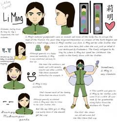 AtLA OC: Li Ming by Boss-Nass