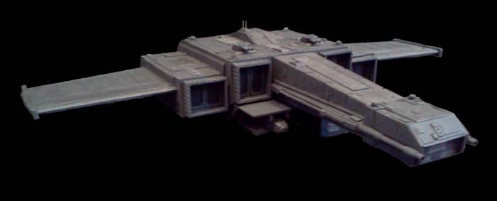 CSV Warspite by StephenJD