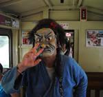 Arashiyama train by T-Brother
