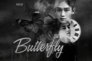 Butterfly by fairysuho