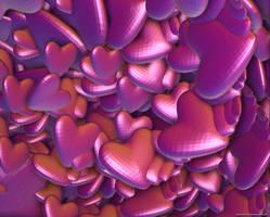 Hearts by VickyM72