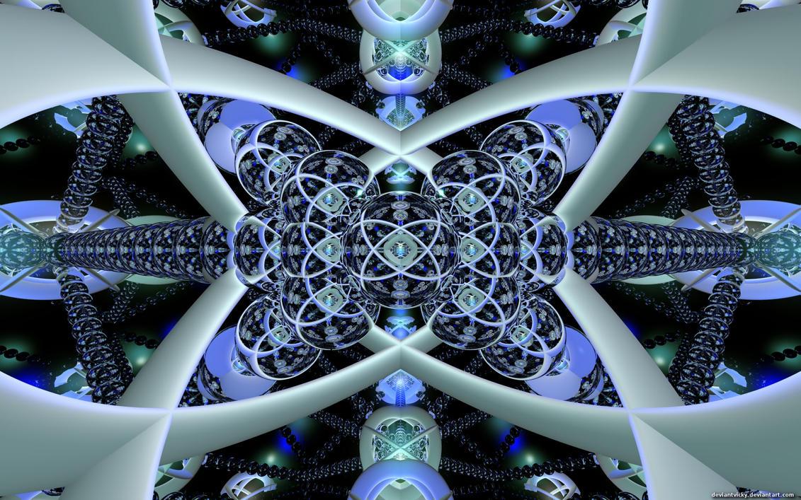 Blue Majesty by VickyM72