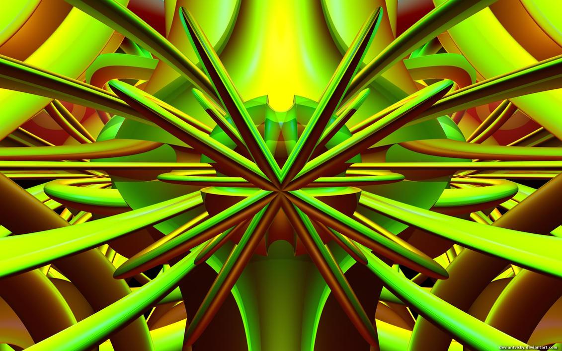 Lemon-Lime by VickyM72