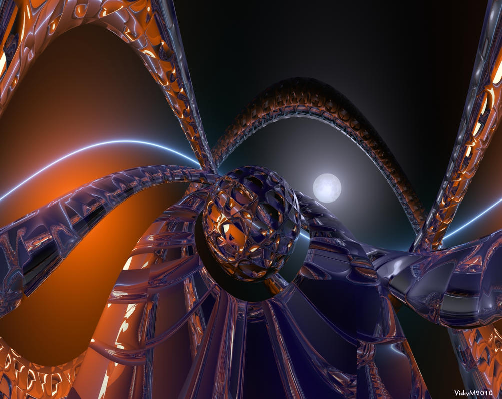 Warped by VickyM72