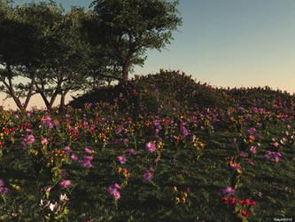Spring Has Sprung by VickyM72
