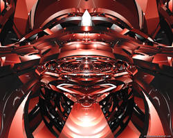 Red Symmetry by VickyM72