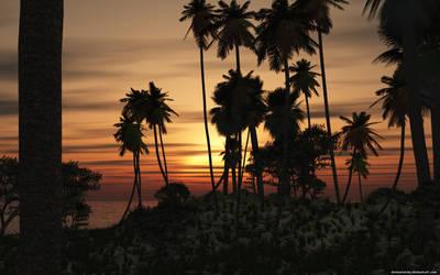 The Tropics by VickyM72