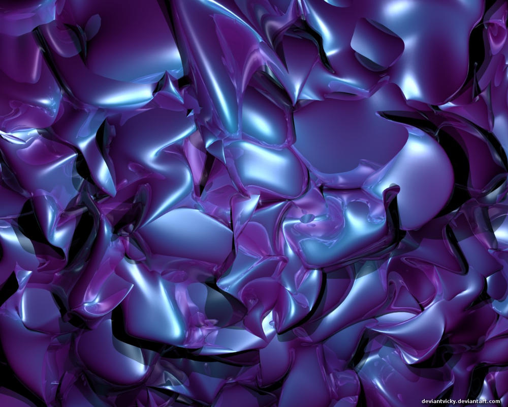 New Blender Abstract by VickyM72