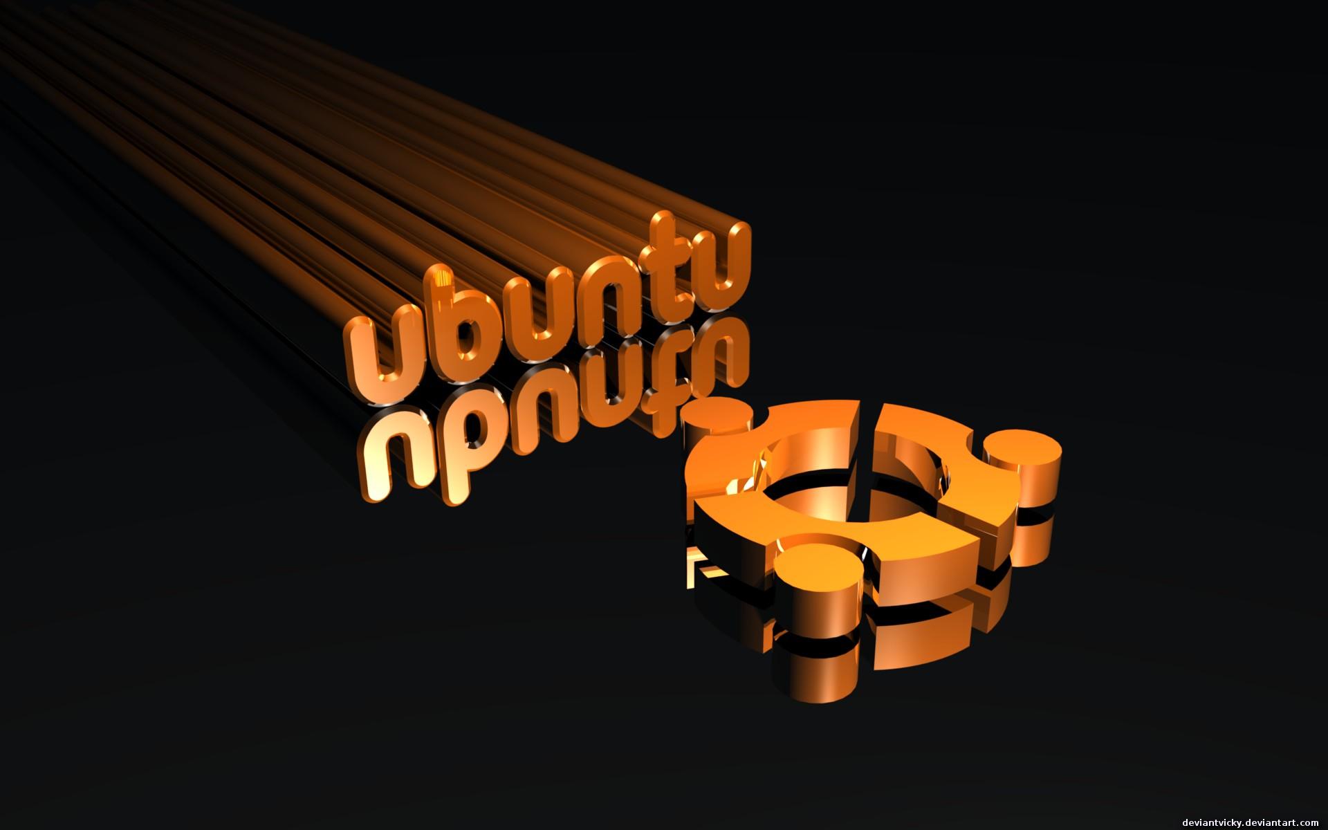 Blender Ubuntu by VickyM72