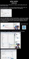 GIMP Rippling Avatar Tutorial