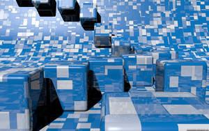 Blender Cubes