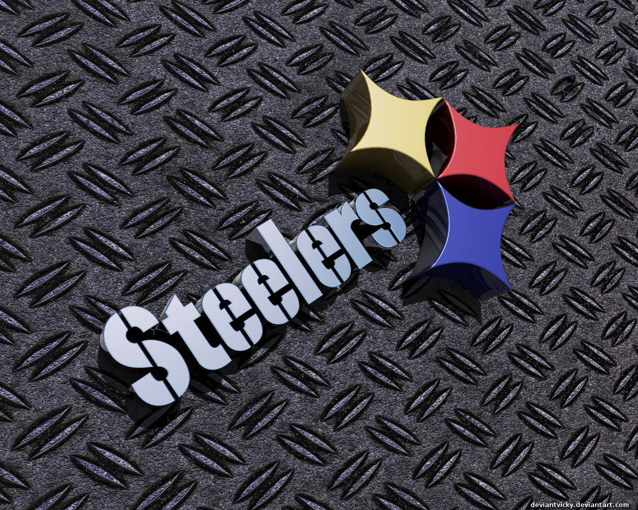 Steelers Wallpaper By VickyM72