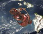 Quaternion Over Hawaii by VickyM72