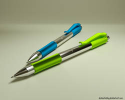 Simple Pens by VickyM72