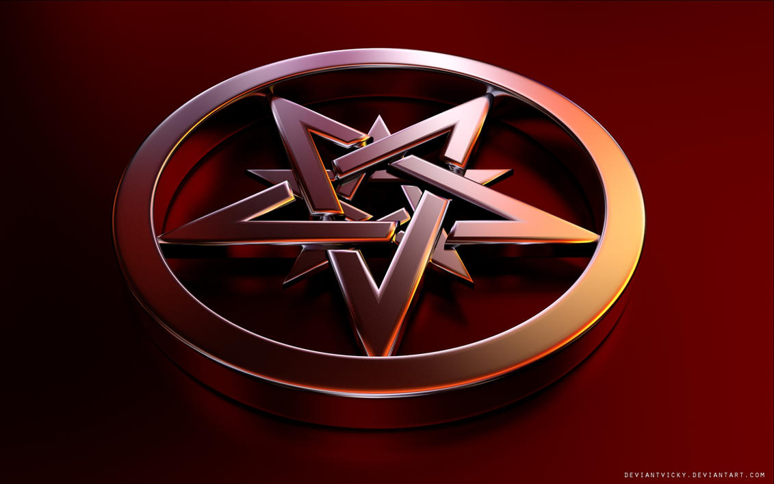 Pentagram Wallpaper by VickyM72