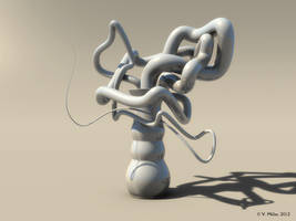 Vase full o' Bezier by VickyM72