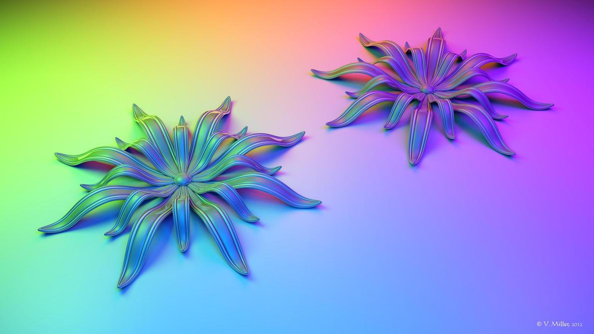 Pastels by VickyM72