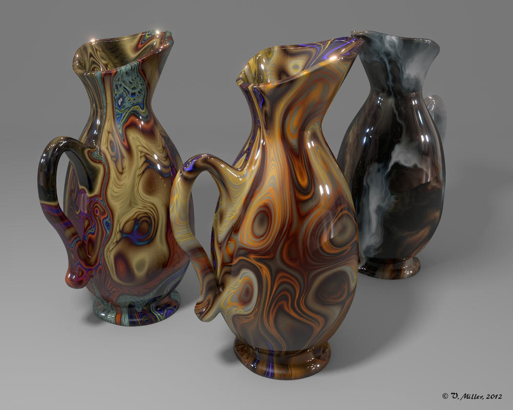 TheOldestFart's Jugs by VickyM72