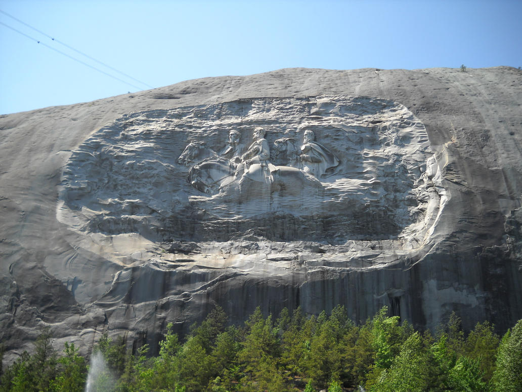 Stone Mountain, Georgia by VickyM72