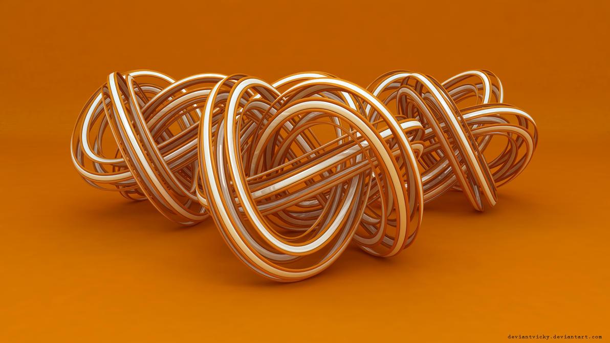 Torus Knots by VickyM72