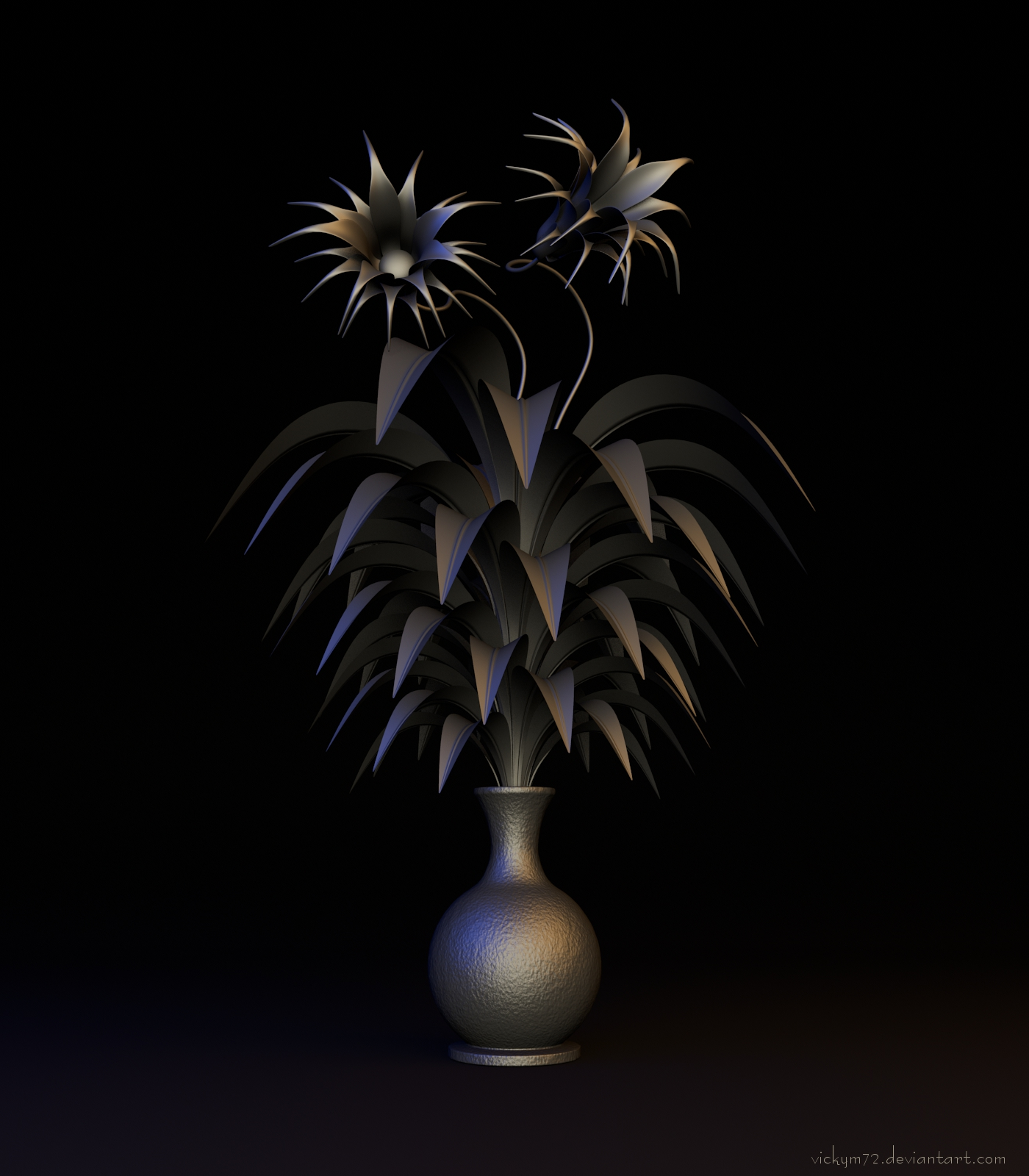 Houseplant by VickyM72