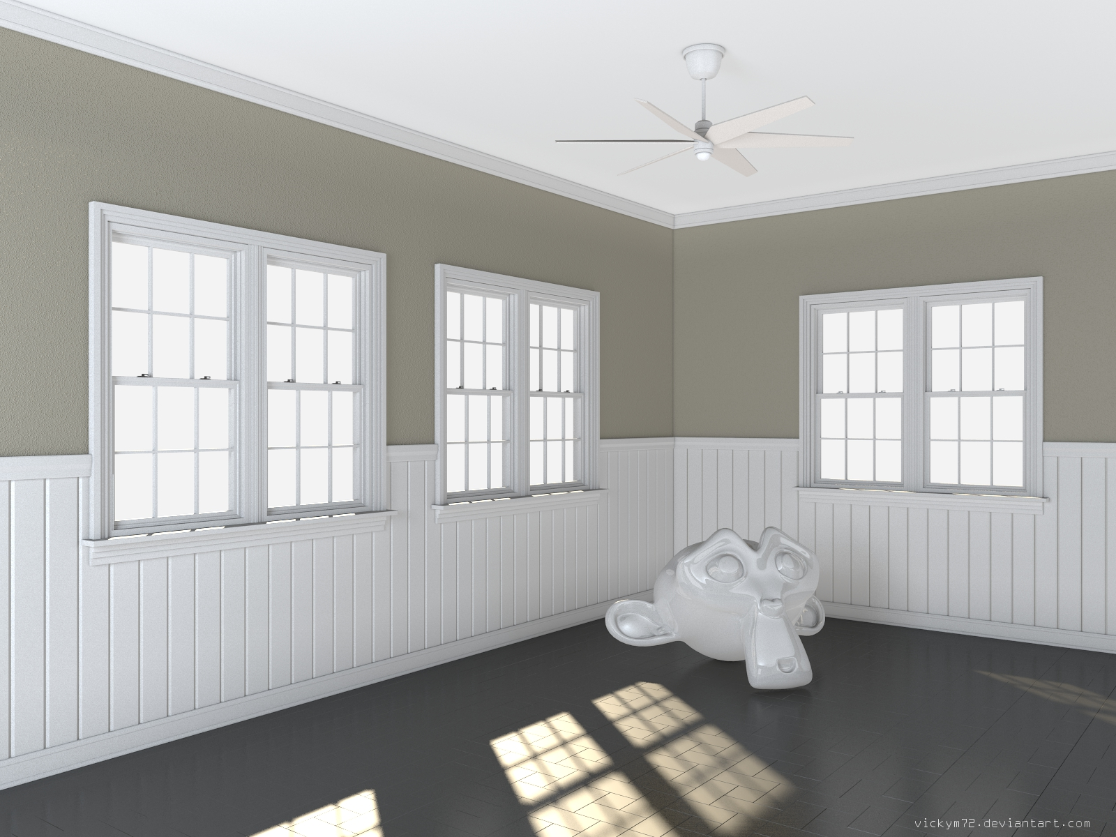 Interior Lighting Test by VickyM72