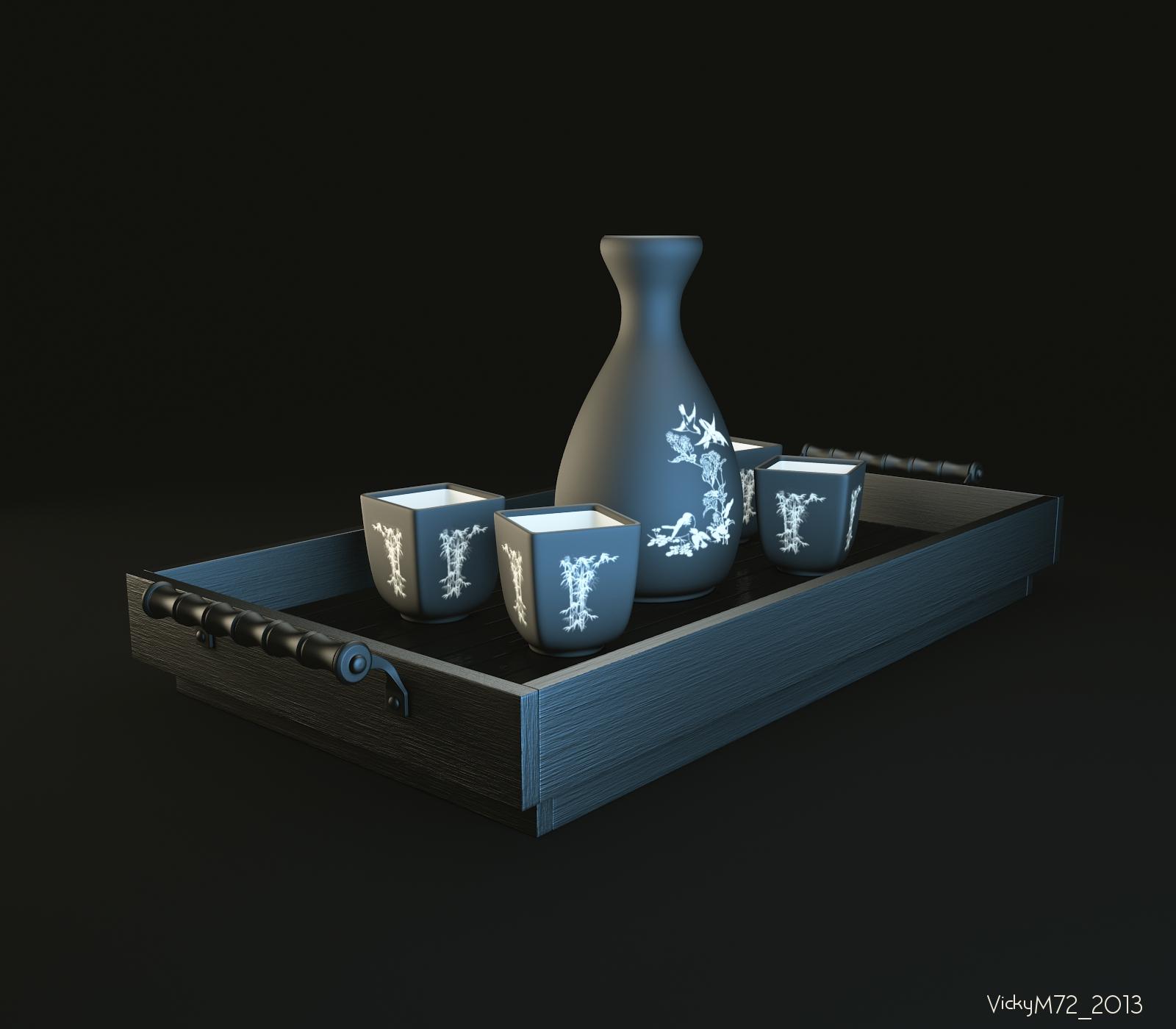Sake1 by VickyM72