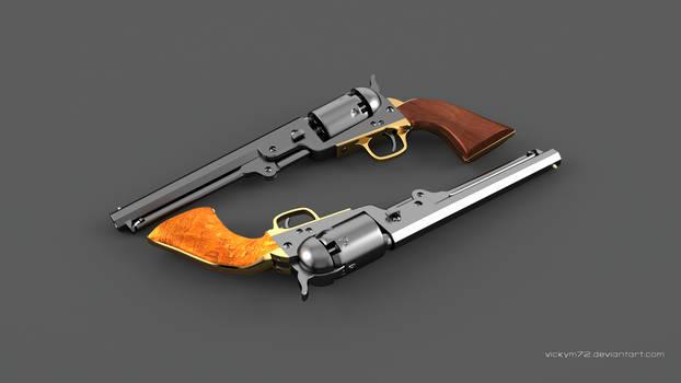 Colt Navy 1851