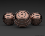 Cycles Spirals