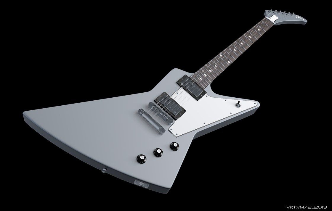 Gibson Explorer by VickyM72