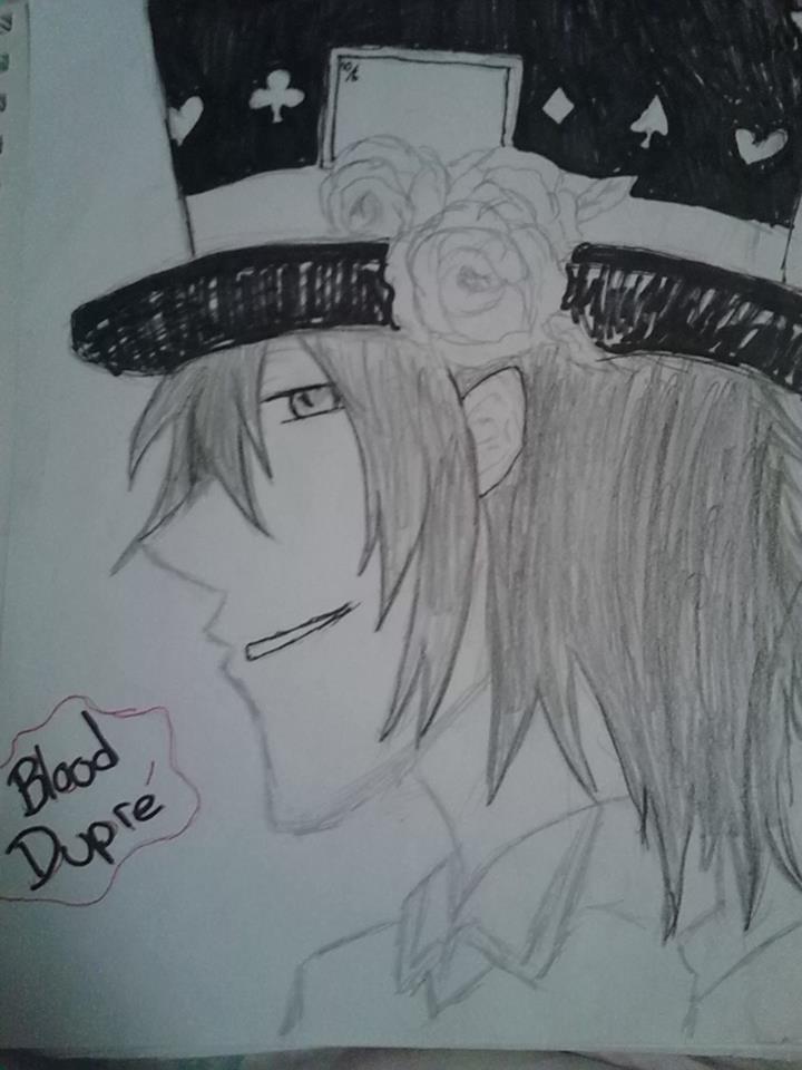 Blood Dupre by VampireEmbers