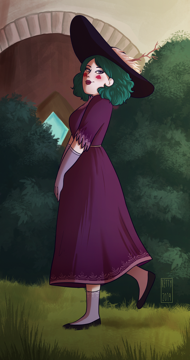Eclipsa by K-e-t-t-y