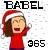 babel365's icon by e-rock95