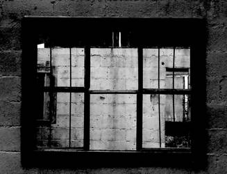 Useless Window by MaryBeatF