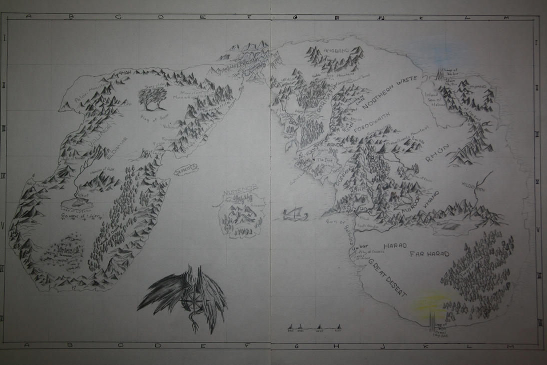 What Are The Undying Lands In Lord Of The Rings