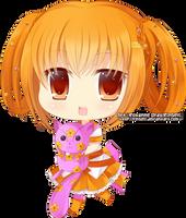 Chibi - Sailor Hygeia by Roborin