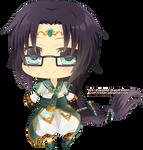 Chibi - Sailor Athene
