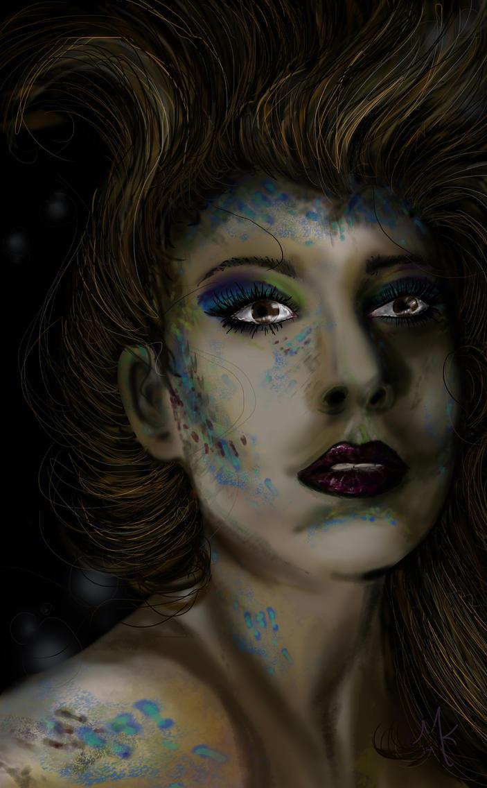 inner self portrait by free-bubbles