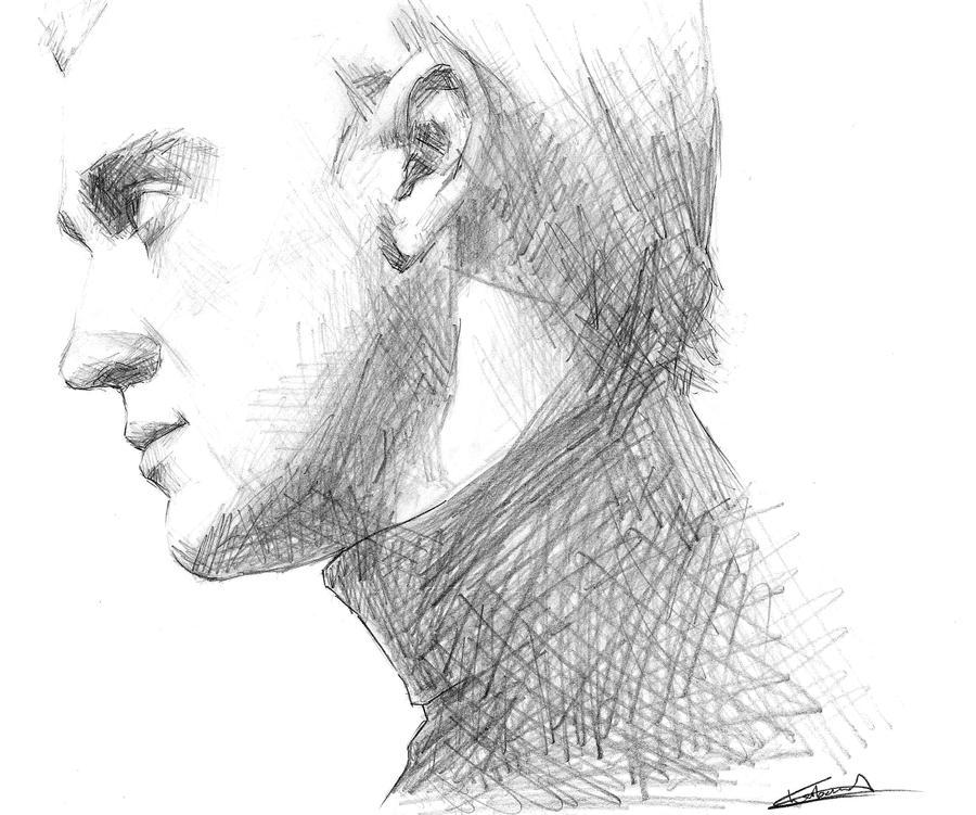 Draco M.-Tom F. by PassionForDrawing