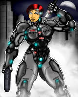 Mostly Machine, All Woman by Mr-Marcus-81