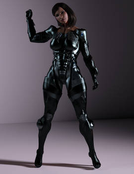 Agent-One Armored Up by Mr-Marcus-81