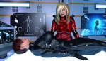 The Cyborg Manifesto '19 (My 1000th Deviation!!!) by Mr-Marcus-81