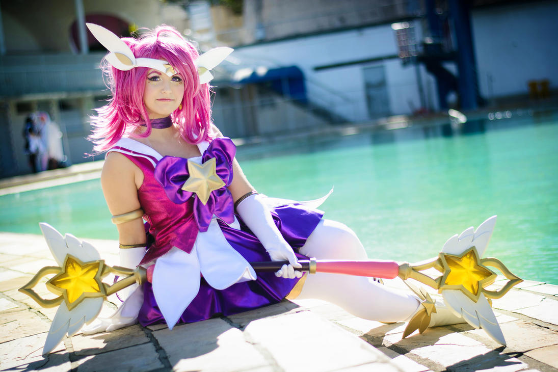Lux Star Guardian Cosplay by Kitsune-Raposa