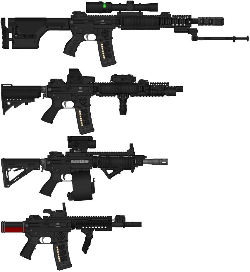 m5 machine gun - photo #15