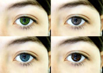 Four Eyes by RamandusDaughter