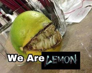 We Are Lemon