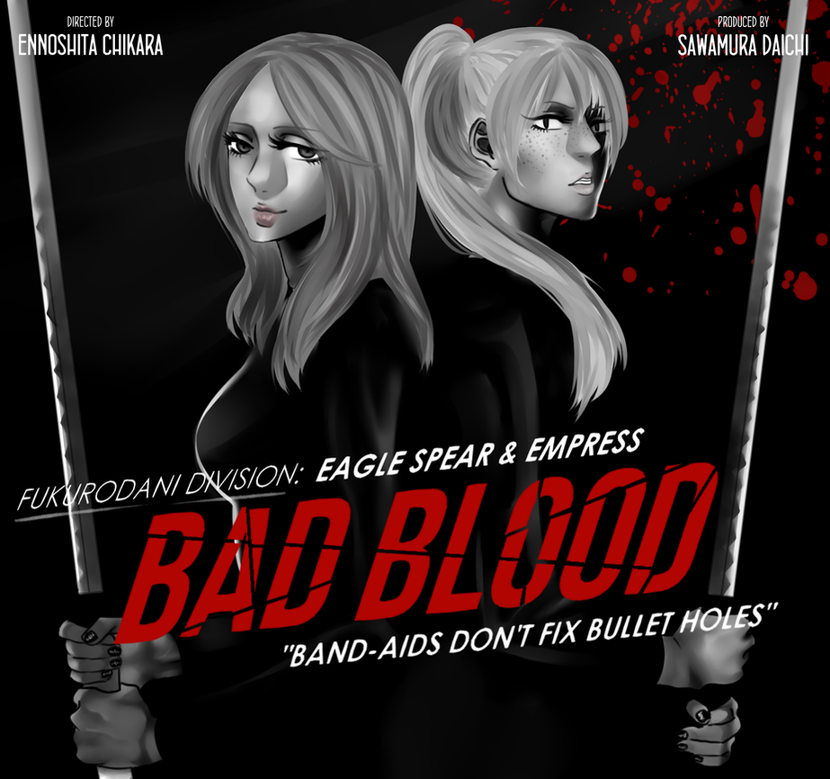 Bad Blood - Fukurodani Managers by Equestrian-Equine
