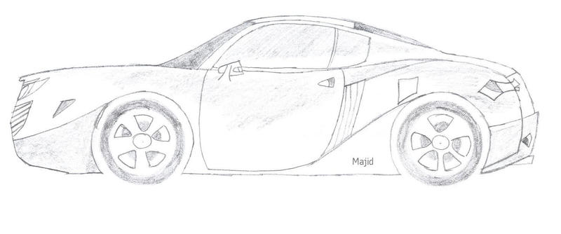 Car Drawings And Sketches   Pictures of Car