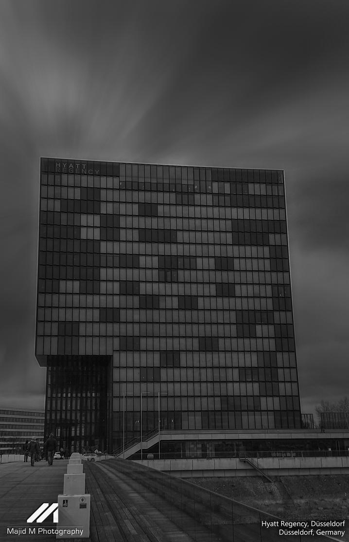 Hyatt Regency Dusseldorf by meanart